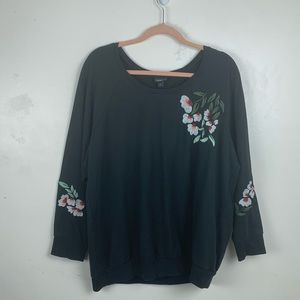 torrid | Embroidered Sweater | Size 2x